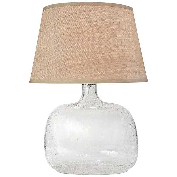 Regina Andrew Patterson Seeded Glass Accent Table Lamp - Style # 37D03 - Lamps Plus