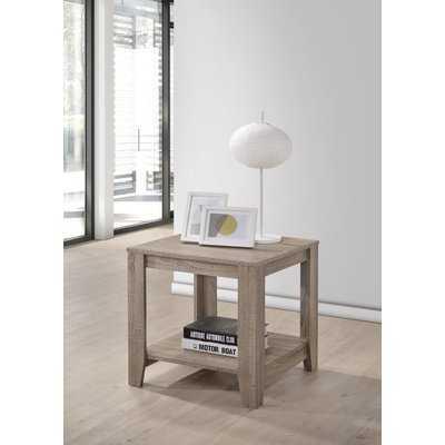 Hille End Table - Wayfair