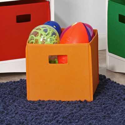 Krout Folding Toy Storage Bin (Set of 2) - Wayfair