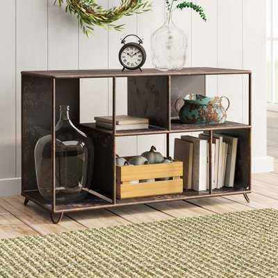 Herschel Geometric Bookcase - AllModern