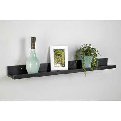 Wall Shelf with Ledge - Wayfair