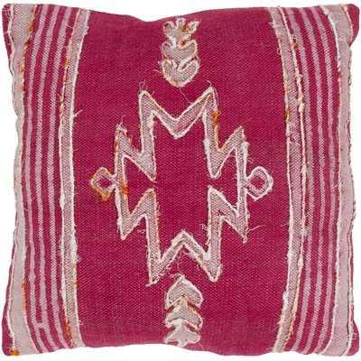 Grady Cotton Throw Pillow cover - Wayfair