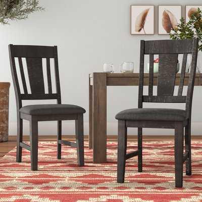 Sorrentino Upholstered Dining Chair - Wayfair