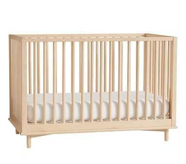 Nash Crib, Natural, Unlimited Flat Rate Delivery - Pottery Barn Kids