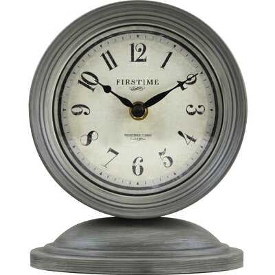 Graham Tabletop Clock - Wayfair