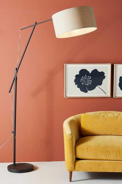 Broome Floor Lamp - Anthropologie