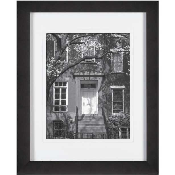 8 in. x 10 in. Black Picture Frame - Home Depot