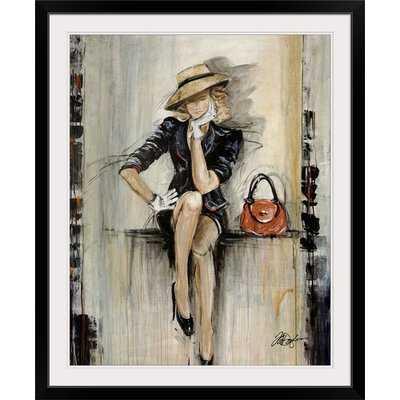 'Vogue' Farrell Douglass Painting Print - Wayfair