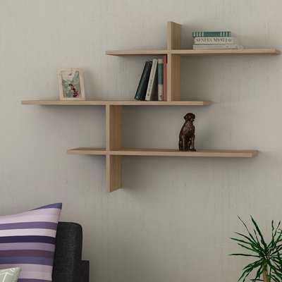 Mckelvy Modern Wall Shelf - Wayfair