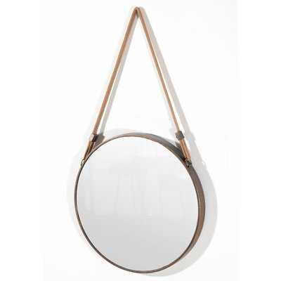 Burke Accent Mirror - Wayfair