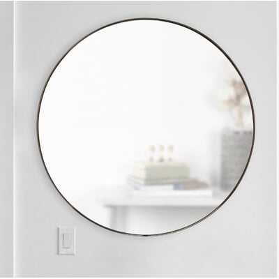 Hubba Modern Accent Mirror - Wayfair