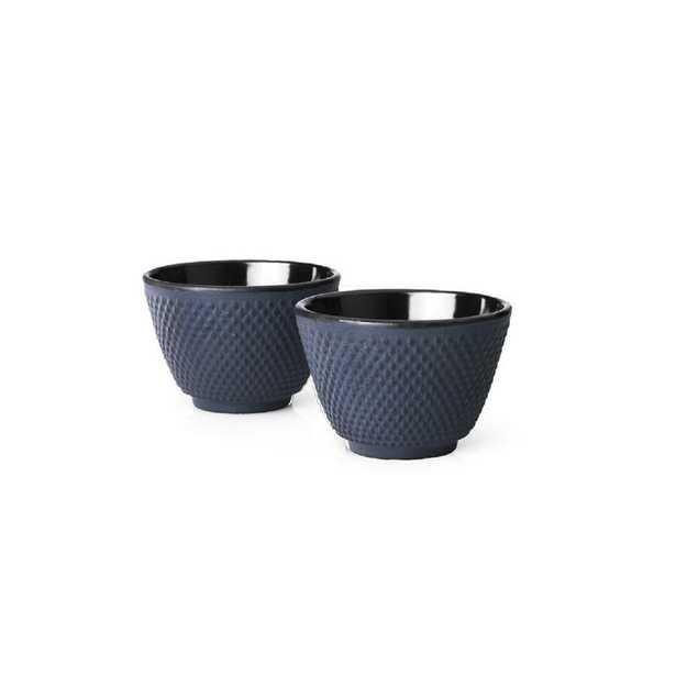 Blue Xilin Tea Mugs - Home Depot