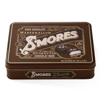 Dark Chocolate Smores, Set of 2 - Williams Sonoma