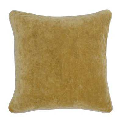 Vedika Cotton Throw Pillow - Wayfair