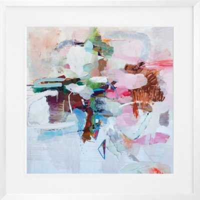 'Harder to Say What's Going on' Print - Wayfair