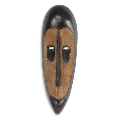 Cifuentes Congolese Africa Mask Punisher Sculpture - Wayfair