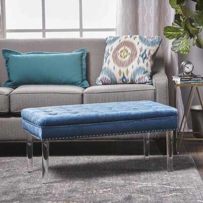 Rowles Upholstered Bench - Birch Lane