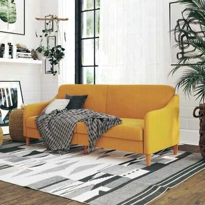 Everly Convertible Sofa - AllModern