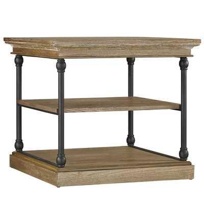 Poynor End Table - Wayfair