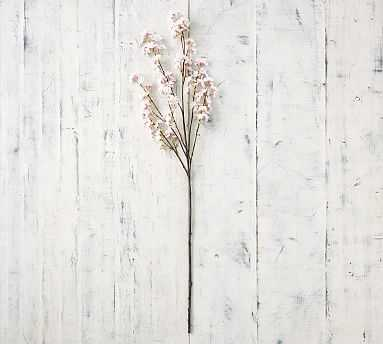 Faux Cherry Blossom Branch - Pottery Barn