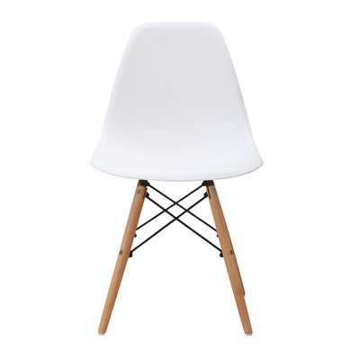Litteral Dining Chair Set of 2 - Wayfair