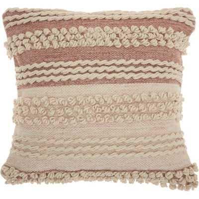 Ellijay Striped Throw Pillow - AllModern
