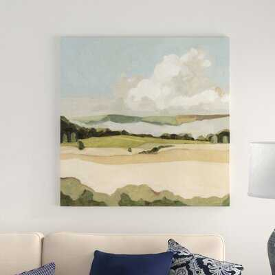 'Cumulus Landscape II' Painting on Canvas - Wayfair