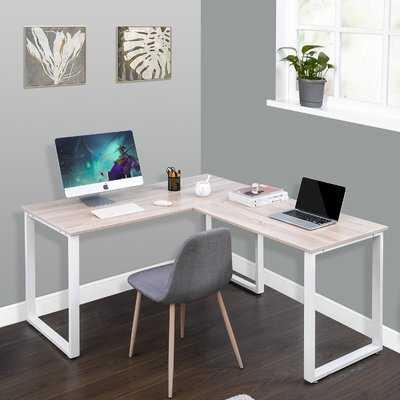 Swartwood L-Shape Desk - Wayfair