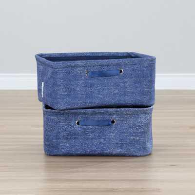 Storit Nightstand Baskets (2 Pack) - Wayfair