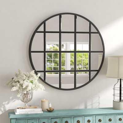 Yatendra Farmhouse/Country Beveled Accent Mirror - Birch Lane