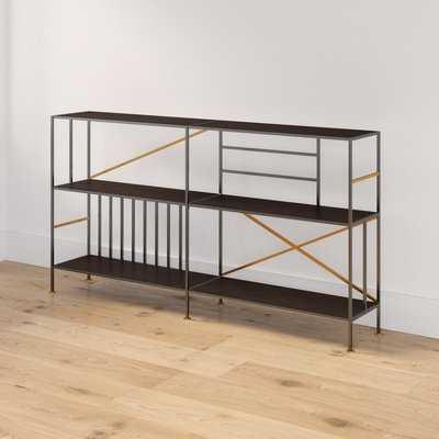 Cutlip Etagere Bookcase - Wayfair