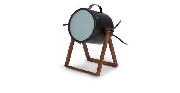 Spot Black Table Lamp - Article