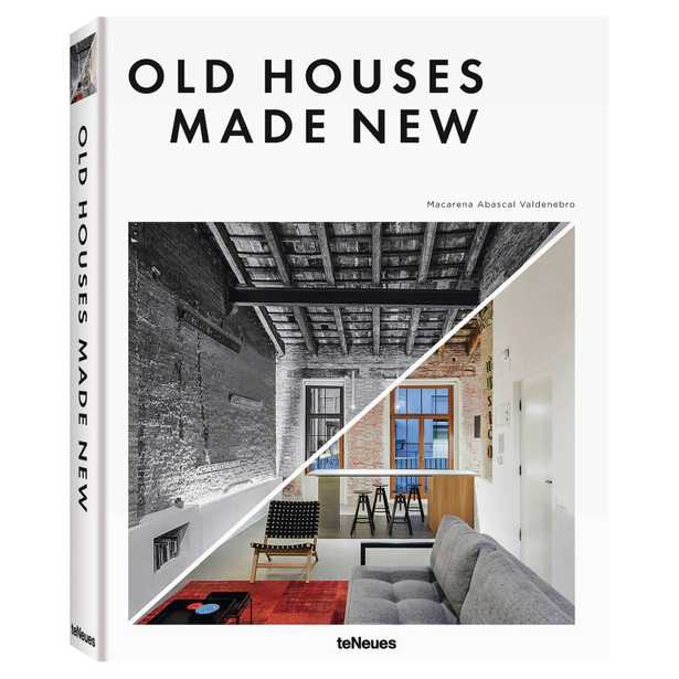 teNeues Old Houses Made New Hardcover Book - Kathy Kuo Home