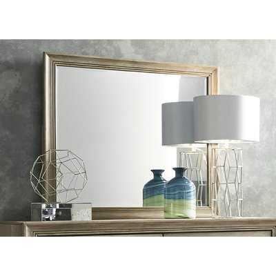 Payne Rectangular Dresser Mirror - Wayfair