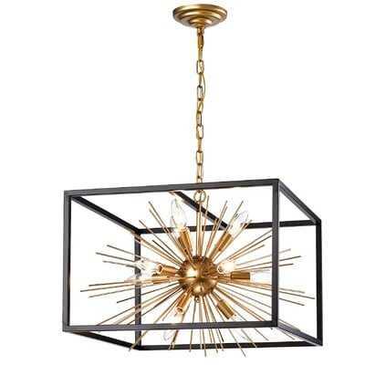 Cadwallader 11-Light Sputnik Chandelier - Wayfair