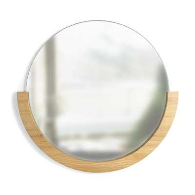 Mira Wall Mirror - Wayfair