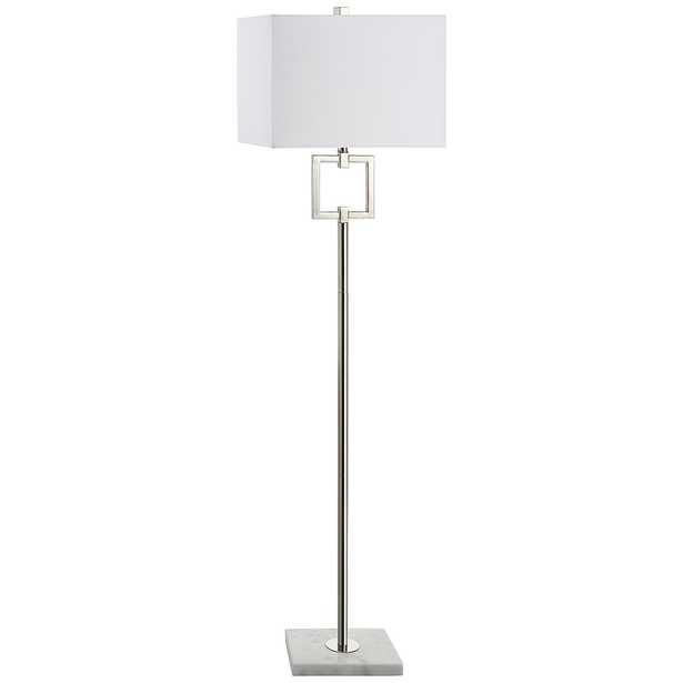 Ulfinian Polished Nickel Floor Lamp - Style # 42F45 - Lamps Plus