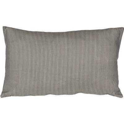 Alexandrina Linen Lumbar Pillow - Wayfair