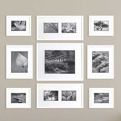 Gallery Perfect 9 Piece Picture Frame Set - AllModern
