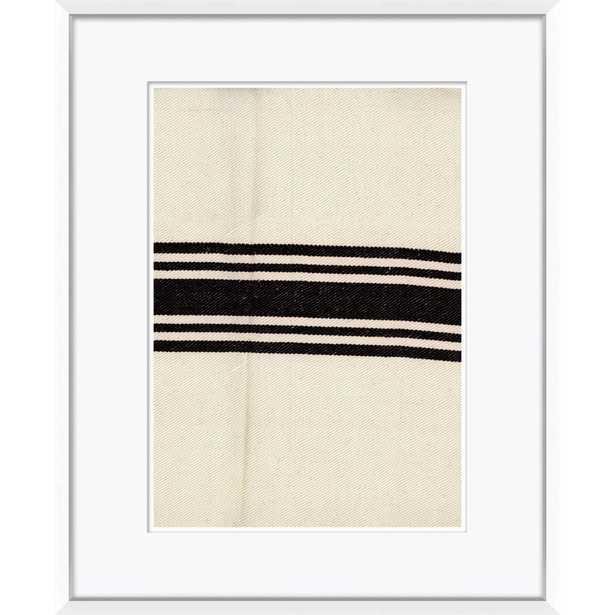 Vintage French Sack Cloth in Black - Soicher Marin