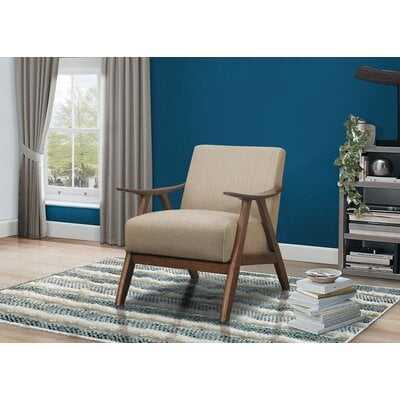 Hofstetter Fabric Accent Armchair - Wayfair