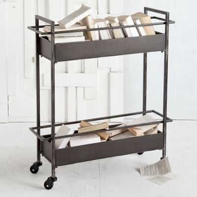 Charlisa Bar Cart - AllModern