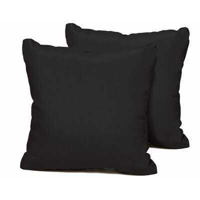 Ontiveros Square Outdoor Throw Pillow (set of 2) - Wayfair