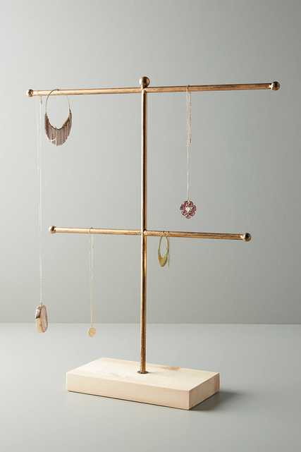 Two-Tiered Jewelry Stand - Anthropologie
