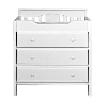 Jayden 3 Drawer Changing Dresser - Wayfair