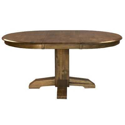 Ian Solid Wood Dining Table - Wayfair