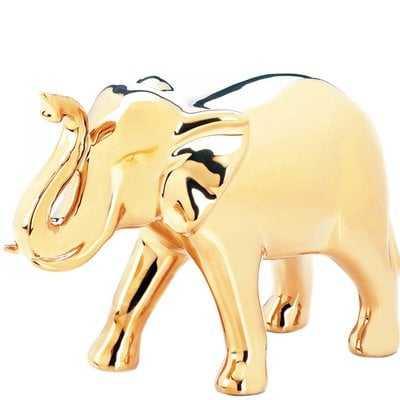 Rozell Elephant Figurine - Wayfair