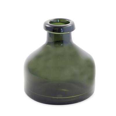 Alberton Recycled Glass Table Vase - Wayfair