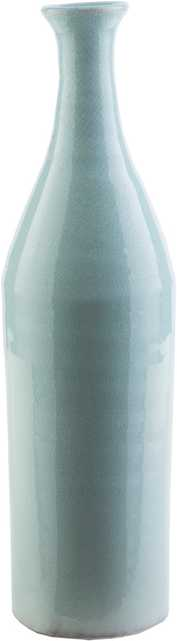 Adessi 5.31 x 5.31 x 20.08 Table Vase - Neva Home
