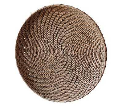 Jasper Basket Wall Art, Natural - Medium - Pottery Barn